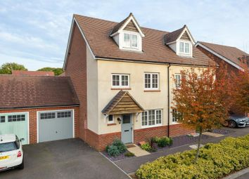 Thumbnail 4 bed semi-detached house for sale in Keele Avenue, Maidstone