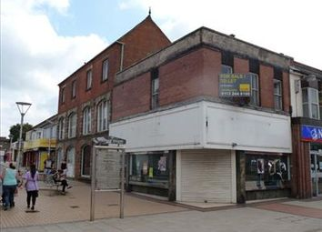 Thumbnail Retail premises for sale in 83 High Street, Scunthorpe, North Lincolnshire