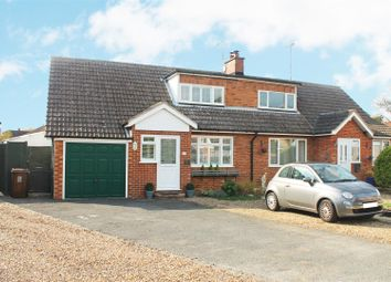 Thumbnail 2 bed semi-detached bungalow for sale in Old Forge Gardens, Bierton, Aylesbury