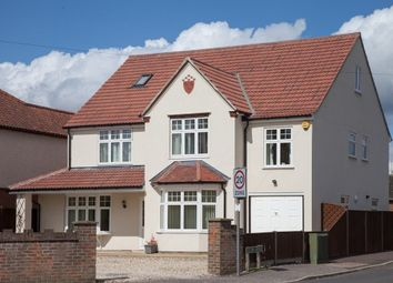 Thumbnail 6 bed detached house for sale in Wroxham Road, Sprowston, Norwich