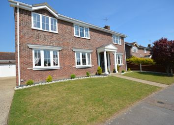 Thumbnail 5 bed detached house for sale in Ninfield Close, Carlton Colville, Lowestoft