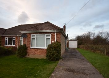 Thumbnail 3 bed semi-detached bungalow to rent in Burleaze, Chippenham