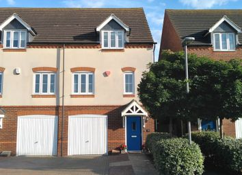 Thumbnail 3 bedroom end terrace house for sale in Quarry Close, Gravesend, Kent
