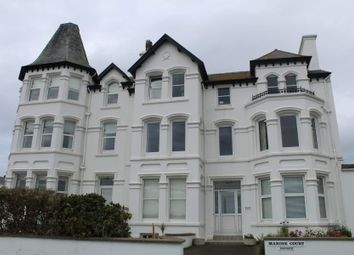 Thumbnail 2 bed flat for sale in Marine Court, Derbyhaven, Isle Of Man