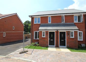 Thumbnail 2 bed semi-detached house for sale in Lobelia Drive, West Durrington, Worthing, West Sussex