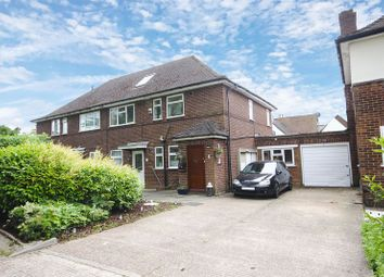 Thumbnail 4 bed maisonette for sale in Winston Court, Headstone Lane, Harrow Weald