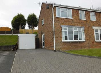 Thumbnail 3 bedroom detached house to rent in Field Rise, Burton On Trent, Staffs