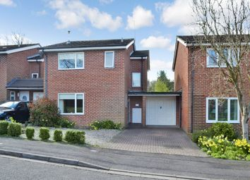 Thumbnail 3 bed detached house for sale in Greenways, Woolton Hill, Newbury