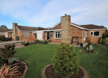 Thumbnail 3 bed detached bungalow for sale in Westlands, Kirklevington, Yarm