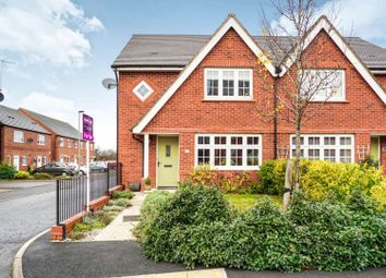 Thumbnail 3 bed semi-detached house for sale in Arnhem Way, Chester