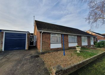 Thumbnail 3 bed bungalow for sale in Clover Road, Eaton Socon, St. Neots