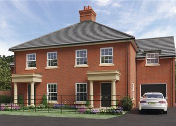 "Thumbnail 4 bedroom semi-detached house for sale in ""Goring"" at Winterbrook, Wallingford"