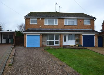 Thumbnail 3 bed semi-detached house for sale in Leavale Road, Stourbridge