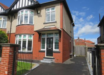 Thumbnail 3 bed semi-detached house for sale in Park Road, Hartlepool
