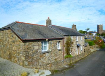 Thumbnail 4 bed detached house for sale in Zennor, St. Ives