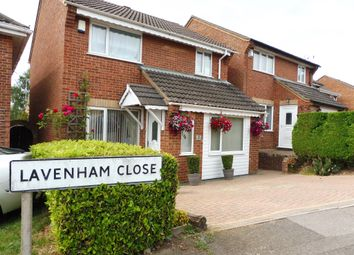 Thumbnail 4 bedroom detached house for sale in Lavenham Close, Abington, Northampton