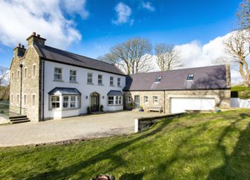 Thumbnail 5 bed detached house for sale in Mullinaragher Road, Santon, Isle Of Man