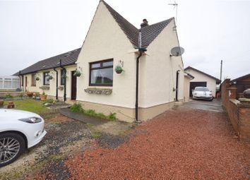 Thumbnail 4 bed semi-detached house for sale in The Neucks, Avonbridge, Falkirk, Stirlingshire