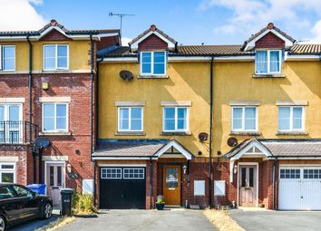 Thumbnail 4 bed terraced house for sale in Ffordd Idwal, Prestatyn