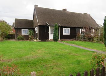 Thumbnail 2 bed semi-detached bungalow to rent in Pessall Lane, Edingale, Tamworth