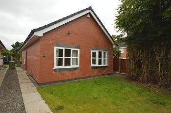 Thumbnail 2 bed detached bungalow to rent in Bishops Close, Elworth, Sandbach
