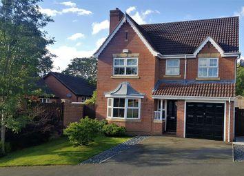 Thumbnail 4 bed detached house for sale in Corner Farm, Luke Lane, Brailsford, Ashbourne