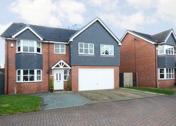 5 bed detached house for sale in Calverhay Close, Blythe Bridge ST11