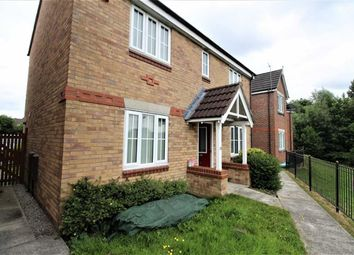 Thumbnail 3 bed detached house for sale in Newcroft Drive, Blackley, Manchester