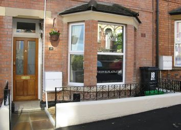 Thumbnail 1 bedroom flat to rent in Woodland Terrace, Yeovil