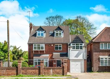 Thumbnail 5 bed detached house for sale in Leverstock Green Road, Hemel Hempstead, Hertfordshire, .