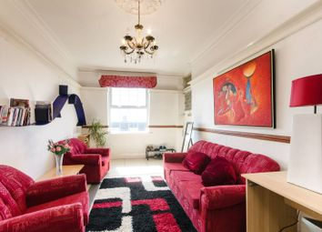 Thumbnail 4 bed flat to rent in Sidmouth Road, Willesden Green