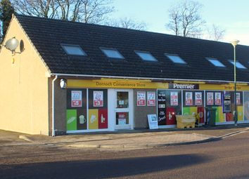 Thumbnail Retail premises for sale in Premier Store, Retail Park, Dornoch