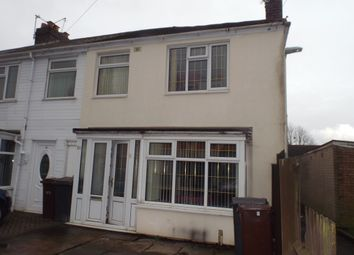 Thumbnail 1 bedroom semi-detached house for sale in Buller Street, Wolverhampton