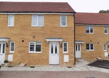 Thumbnail 3 bed semi-detached house for sale in Wood Green, Cefn Glas, Bridgend.