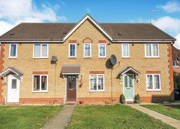 2 bed terraced house for sale in Barnet Close, Buckingham Fields, Northampton NN4