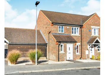 Thumbnail 3 bed semi-detached house for sale in Peacock Road, Bromham, Bedford