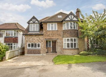 Thumbnail 6 bed detached house for sale in Avenue Rise, Bushey