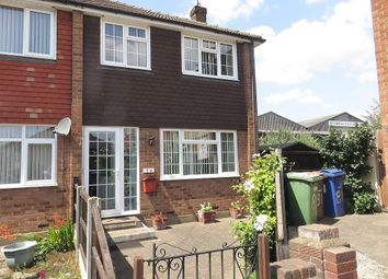 Thumbnail 3 bed end terrace house for sale in Crescent Avenue, Grays