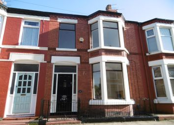Thumbnail 3 bed property for sale in Lambton Road, Aigburth, Liverpool