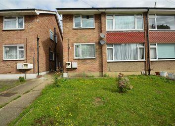 Thumbnail 2 bedroom maisonette for sale in Margaret Way, Redbridge, Essex