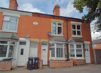 Thumbnail 2 bedroom terraced house for sale in Saffron Lane, Leicester, Leicestershire