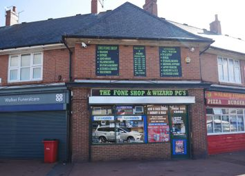 Thumbnail Retail premises for sale in The Fone Shop & Wizards Pc's, 5 St Anthonys Road, Walker