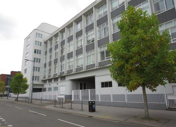 Thumbnail 2 bed flat for sale in Wharf Street South, Leicester