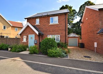Thumbnail 3 bed detached house for sale in Oak Meadow, Shipdham, Thetford