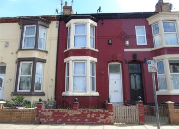 Thumbnail 3 bed terraced house to rent in Stuart Road, Walton, Liverpool