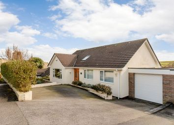 Thumbnail 5 bed detached house for sale in Springfield Close, Polgooth, St Austell