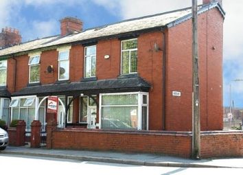 Thumbnail 3 bed end terrace house for sale in Henrietta Street, Ashton- Under-Lyne, Greater Manchester