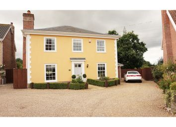Thumbnail 4 bedroom detached house for sale in Denmark Court, Palgrave, Diss