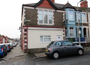 Thumbnail 2 bed flat for sale in Brithdir Street, Cathays, Cardiff