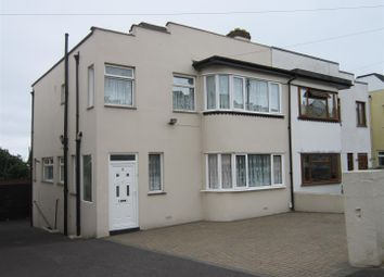 Thumbnail 3 bed semi-detached house for sale in Colville Road, Cosham, Portsmouth